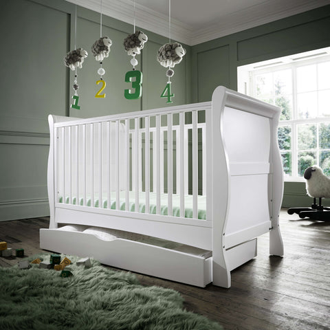 Bailey Sleigh Nursery Collection in Various Colours