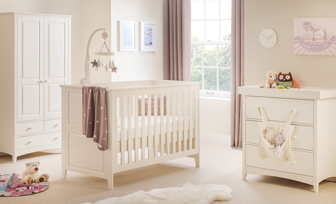 Julian Bowen Cameo Nursery Furniture