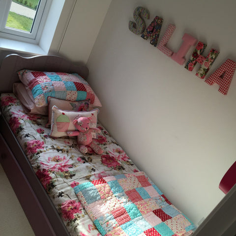 Gami Lily Bed