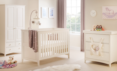 Julian Bowen Cameo 3 Piece Nursery Set
