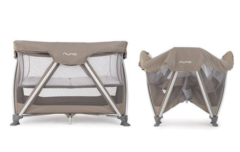 Nuna Sena Travel Cot Safari