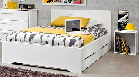 Childrens Cool Double Beds