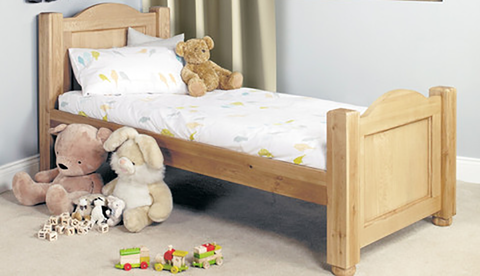 Children's Wooden Beds