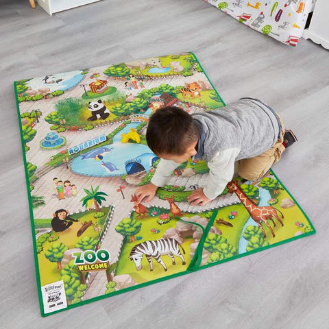 3DUPlay Interactive Zoo Playmat