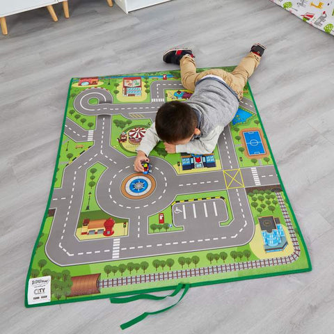 3DUPlay City Playmat
