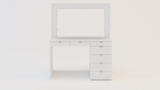 Birlea Ava 5 Drawer Dressing Table
