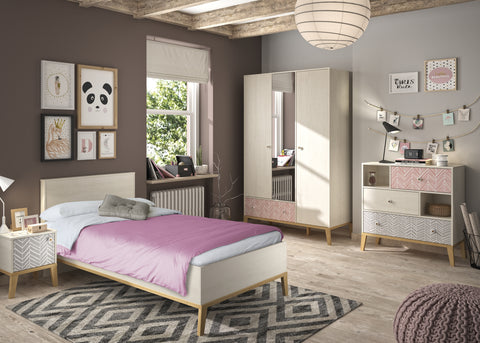 Gami Alika Complete Bedroom Set1