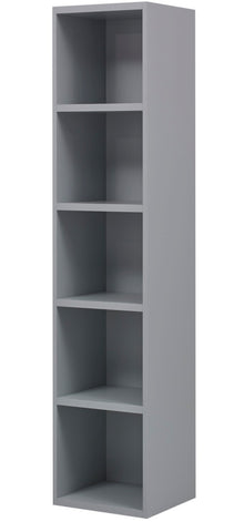 Gami Babel Grey Bookcase - Childrens Funky Furniture