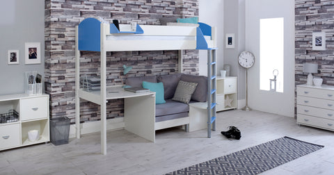 Stompa Casa B High Sleeper