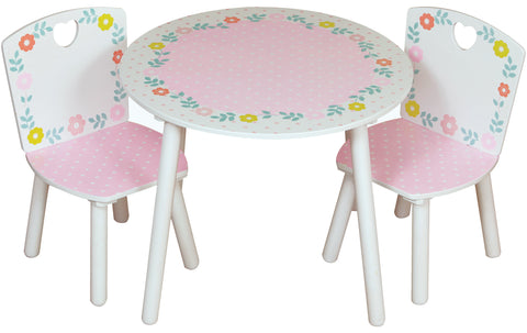 Kidsaw Country Cottage table and chairs
