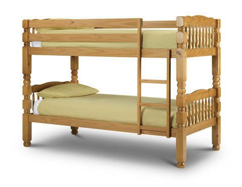 Julian Bowen Chunky Bunk Bed - Childrens Funky Furniture