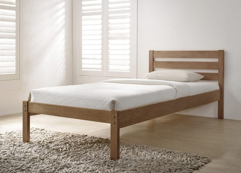 Flintshire Eco Bed in a Box Oak- Single or Double