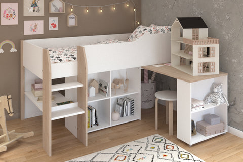 Parisot Finland Mid Sleeper Bed