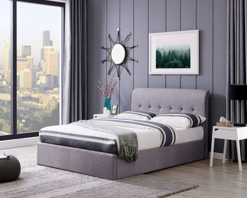 Flintshire Furniture Carmel Ottoman Bed Double or King