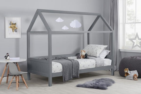 Birlea Single Home bed in Grey