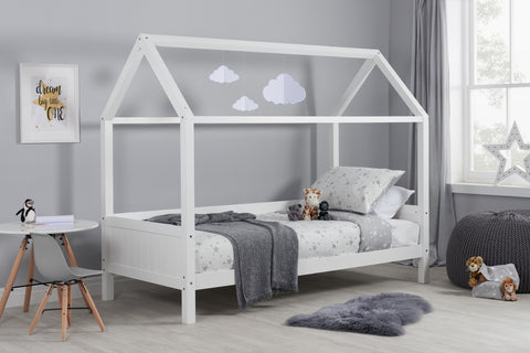Birlea Single Home bed in White