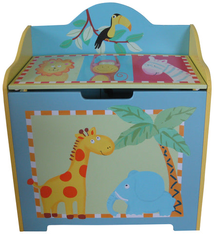 Safari Toy Chest