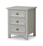 Julian Bowen Maine Dove Grey Bedroom set