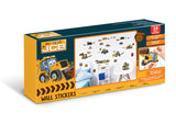 Walltastic wall sticker set- My first JCB