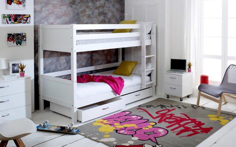 Flexa Nordic Bunk 2
