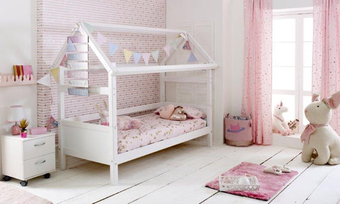 Flexa Nordic Single Playhouse Bed