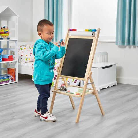 4-in-1 Rotary Easel