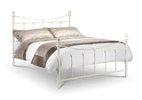 Julian Bowen Rebecca Bed in two colours - Childrens Funky Furniture - 2
