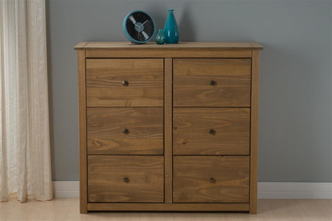 Birlea Santiago 6 Drawer Chest