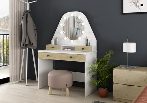 Trasman Star Dressing Table