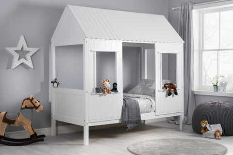 Birlea Treehouse Single bed in White