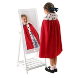 Kids White Dressing Mirror