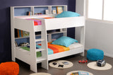 Parisot Tam Tam 2 Bunk Bed - White