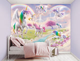 Walltastic Magical Unicorn Wall Mural