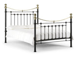 Julian Bowen Victoria Bed in two colours - Childrens Funky Furniture - 1