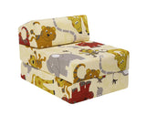 Z Bed Kids Bed - Childrens Funky Furniture - 10