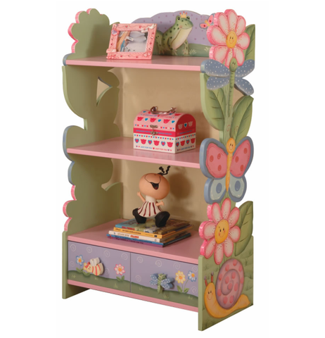 Magic Garden Bookcase - Childrens Funky Furniture - 1