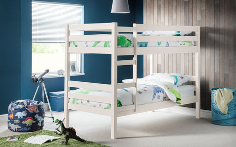 Camden Bunk Bed- Surf White