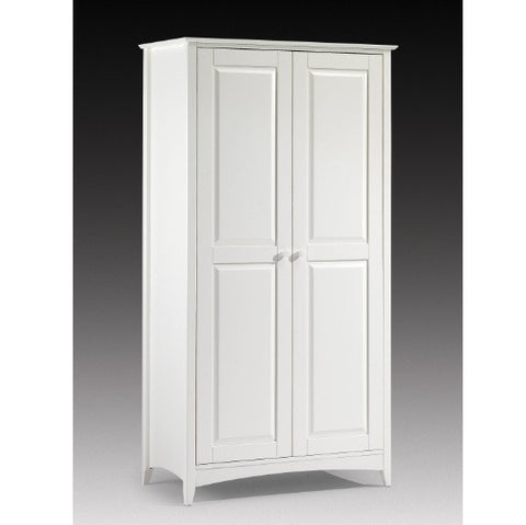 Julian Bowen Cameo 2 Door Wardrobe - Childrens Funky Furniture - 1