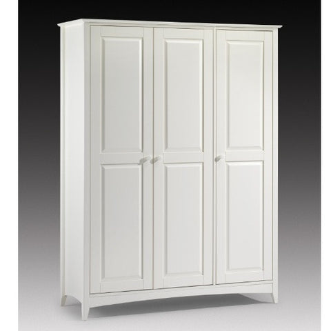 Julian Bowen Cameo 3 Door Wardrobe - Childrens Funky Furniture - 1