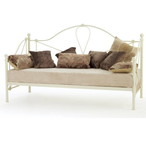 Lyon Day Bed In Ivory - Childrens Funky Furniture