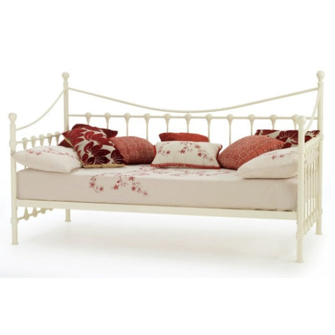 Marseilles Day Bed In Ivory - Childrens Funky Furniture
