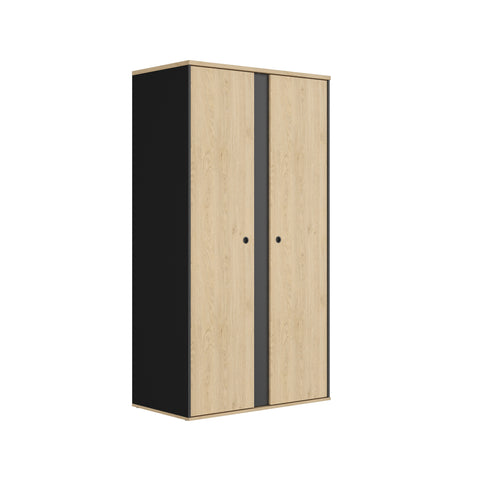 Gami Duplex 2 Door Wardrobe