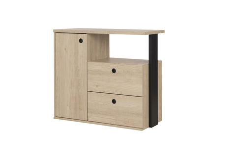 Gami Duplex 2 Drawer Chest