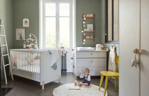 Galipette Eliott Cot Bed