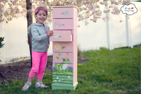 Magic Garden 7 Drawer Cabinet - Childrens Funky Furniture - 1