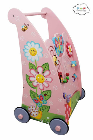 Magic Garden Activity Walker - Childrens Funky Furniture - 1