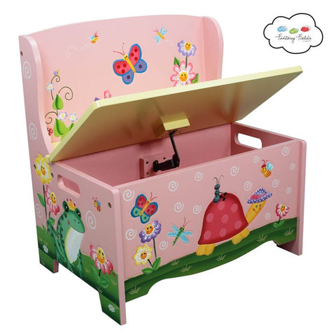 Magic Garden Storage Bench - Childrens Funky Furniture - 1