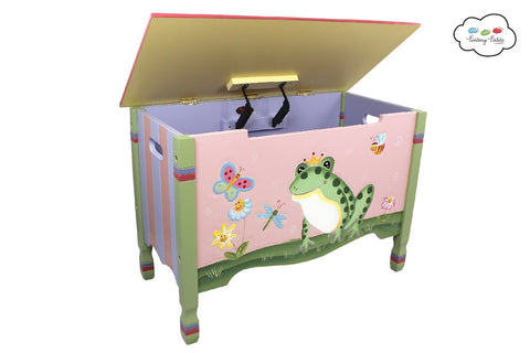 Magic Garden Toy Chest - Childrens Funky Furniture - 1