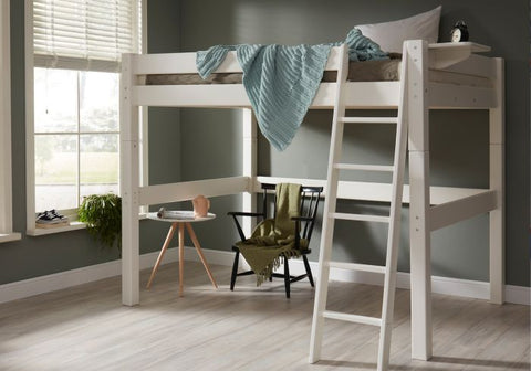 FLAIR FURNISHINGS SCANDINAVIA SMALL DOUBLE BED HIGH SLEEPER