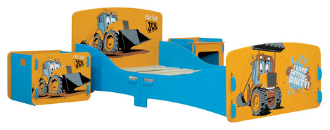 Kidsaw JCB Room In A Box Set - Childrens Funky Furniture - 1